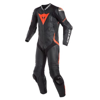 DAINESE bőroverál, 1 részes - LAGUNA SECA 4 1PC PERF. LEATHER SUIT